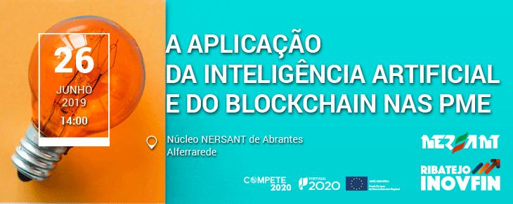 A aplicação da inteligência artificial e do blockchain nas PME