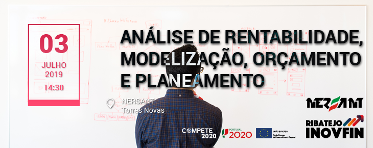 Análise de Rentabilidade, Modelização, Orçamento e Planeamento