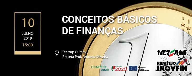Conceitos Básicos de Finanças