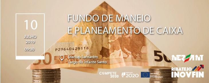 Fundo de Maneio e Planeamento de Caixa
