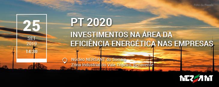 IPSS - Investimentos na área da eficiência energética