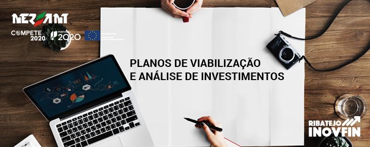 Planos de Viabilização e Análise de Investimentos