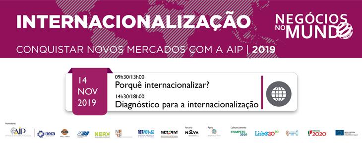 Diagnóstico para a Internacionalização