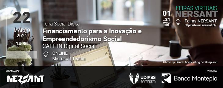 Financiamento para a Inovação e Empreendedorismo Social