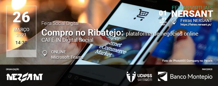 Compro no Ribatejo: plataforma de negócios online