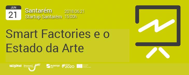 Smart Factories e o Estado da Arte