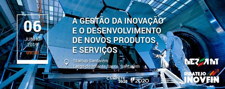 A Gestão da Inovação e o Desenvolvimento de Novos Produtos e Serviços