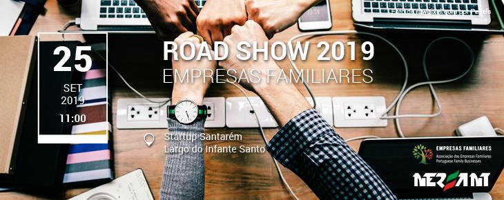 Road Show 2019 - Empresas familiares