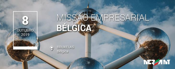 Missão Empresarial à Bélgica