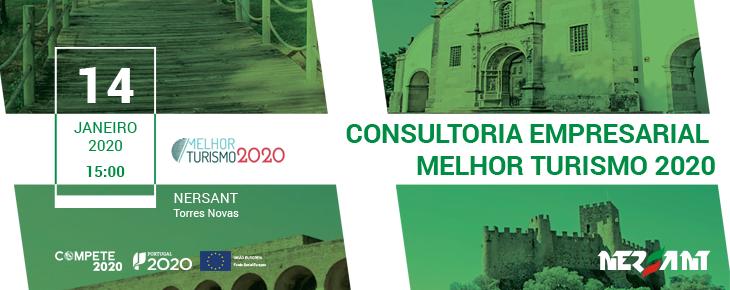 Consultoria Empresarial Melhor Turismo 2020