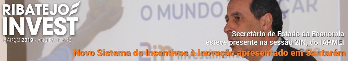 Ribatejo Invest - Março 2019