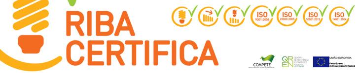 RibaCERTIFICA - Certificação e a Competitividade das Empresas do Ribatejo